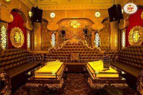 Sofa Karaoke Phong Cách Hoàng Gia DP-KR36