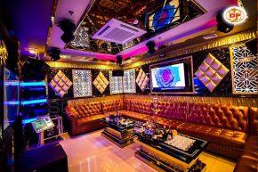Ghế Sofa Karaoke Bền Đẹp Giá Rẻ DP-KR34