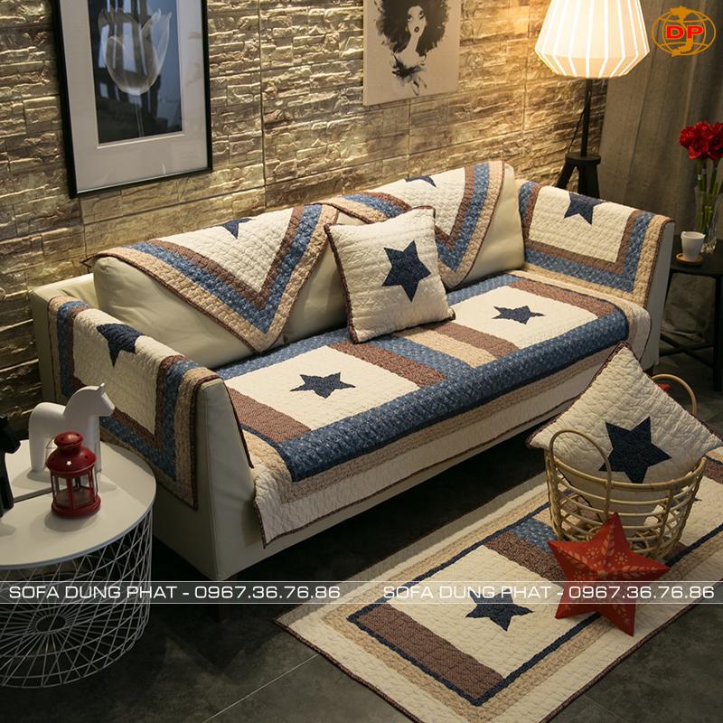 Ghế sofa Hàn Quốc có lớp vỏ bọc đệm rất đa dạng