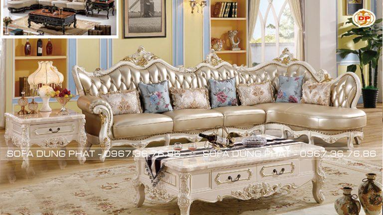 Mua sofa cổ điển quận tân bình