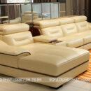 Sofa Bọc Da Nhập Khẩu Chất Lượng Cao DP-CC58
