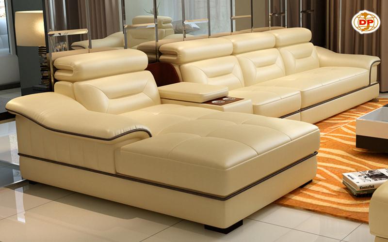 Sofa Bọc Da Nhập Khẩu Chất Lượng Cao DP-CC59