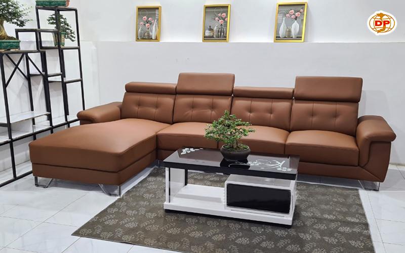 Sofa Cao Cấp Chất Liệu Da Hàn Sang Trọng DP-CC64