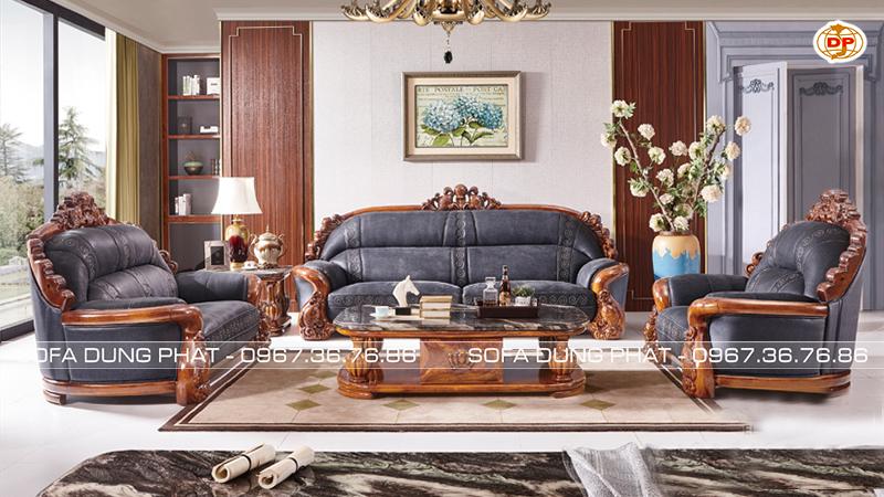 sofa cổ điển dp cd68