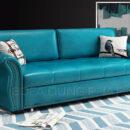 Ghế Sofa Giường Kéo Đa Năng Chất Da Hàn Bóng Mịn DP-GK41