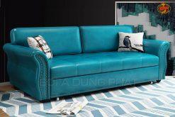 Sofa Giường Kéo Đa Năng Chất Da Hàn Bóng Mịn DP-GK41