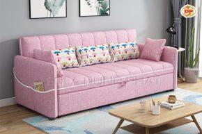 Ghế Sofa Giường Vải Bố Có Viền Ghế Đẹp Nổi Bật DP-GK44