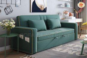 Ghế Sofa Giường Thiết Kế Dạng Kéo Có Viền Ghế Ấn Tượng DP-GK42