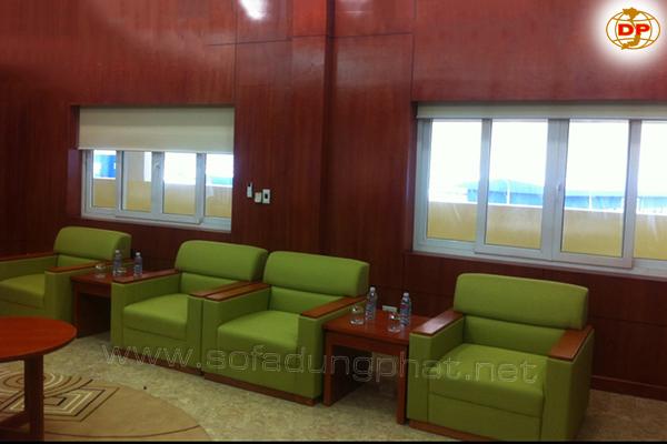 Sofa văn phòng thủ dầu một bình dương