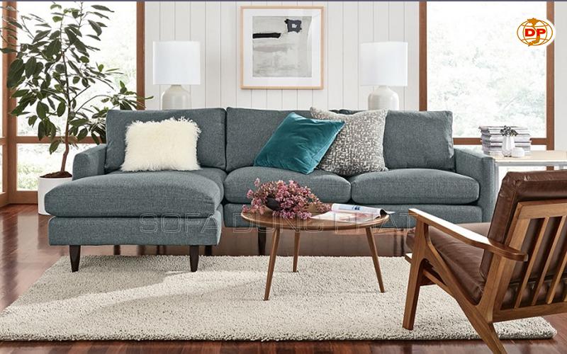 ghế sofa 3 người ngồi dạng góc