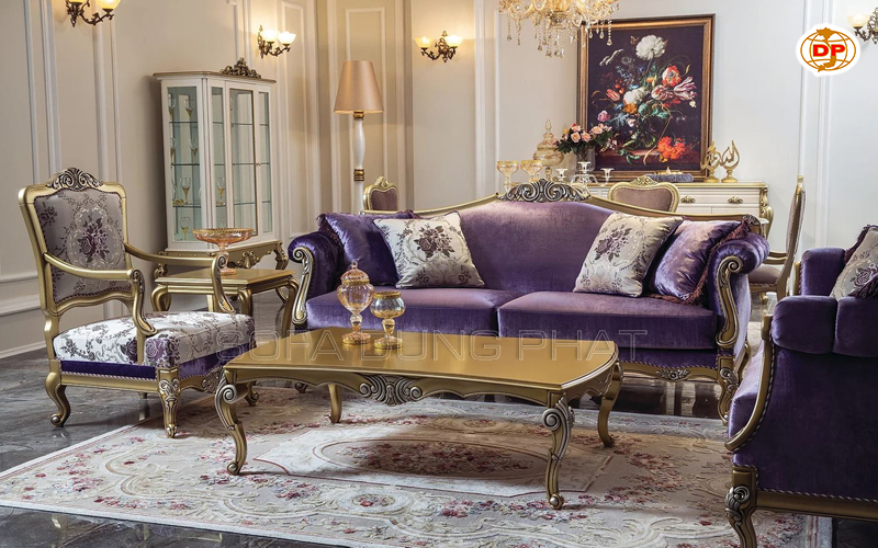 sofa cổ điển Quận 4 lưng cao
