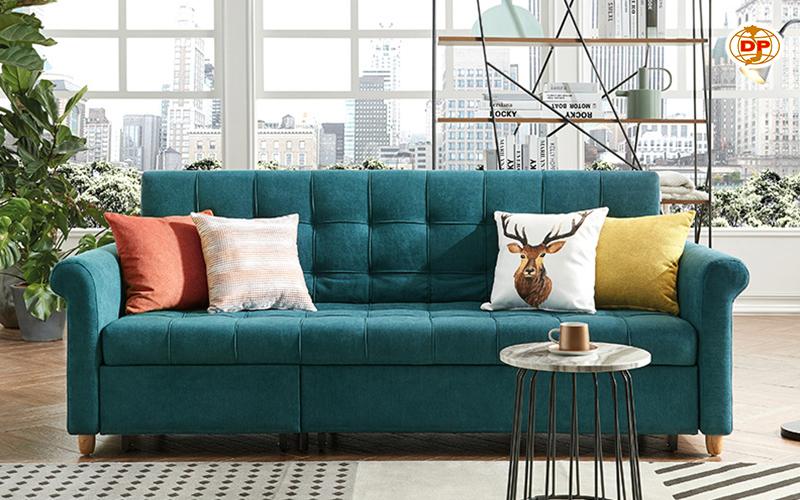 Ghế Sofa Giường Thiết Kế Mắt Lưới 3 Chiều Thời Trang DP-GK46