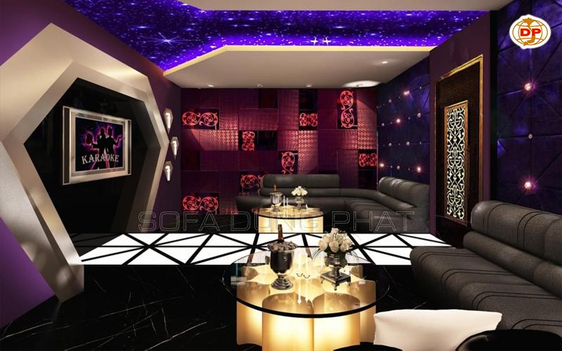 sofa karaoke Củ Chi
