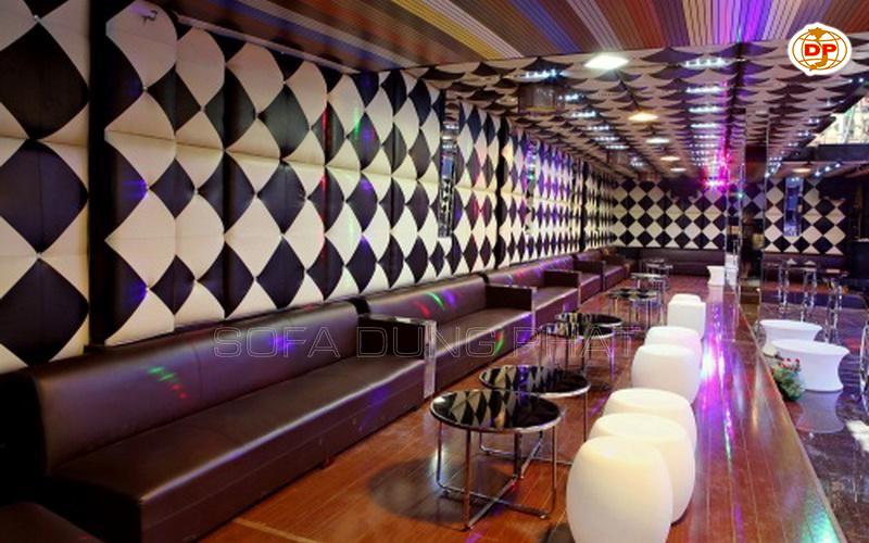 sofa karaoke Hóc Môn hiện đại