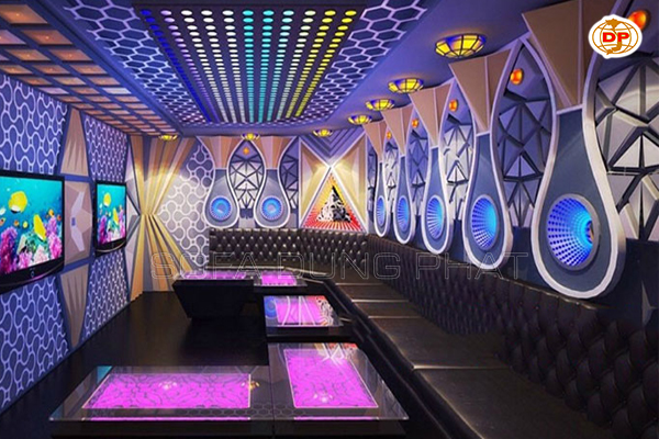 ghế sofa karaoke Hóc Môn