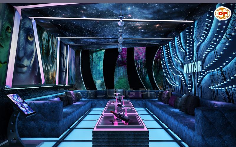 sofa karaoke Quận 4