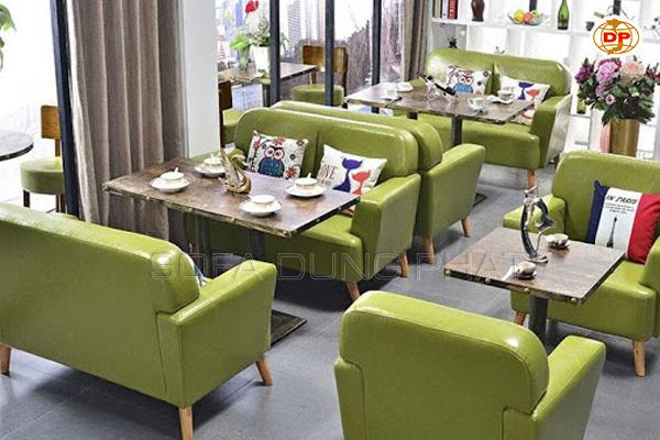 sofa café Bến Cát - Bình Dương