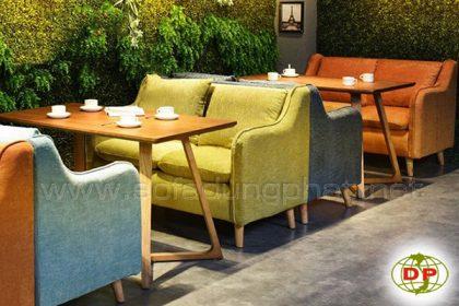 sofa café Đức Hòa - Long An