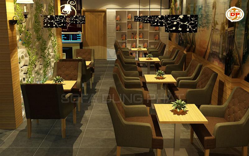 ghế sofa café Nhà Bè