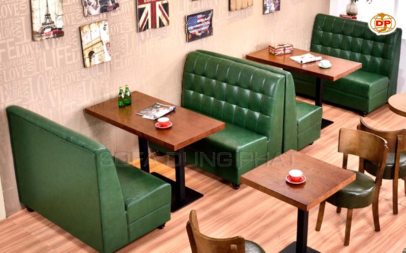 sofa café Quận 10 đẹp