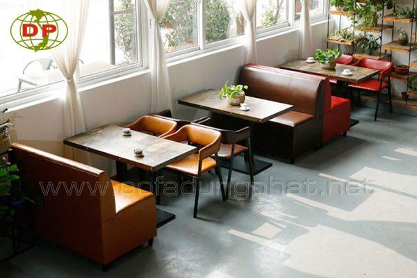 ghế sofa café Quận 4