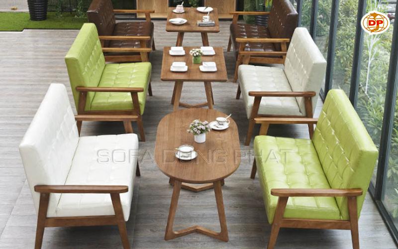 sofa café Quận 5 đẹp