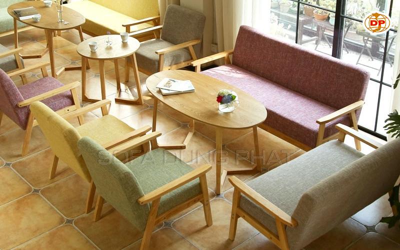 sofa café Quận 7 đẹp