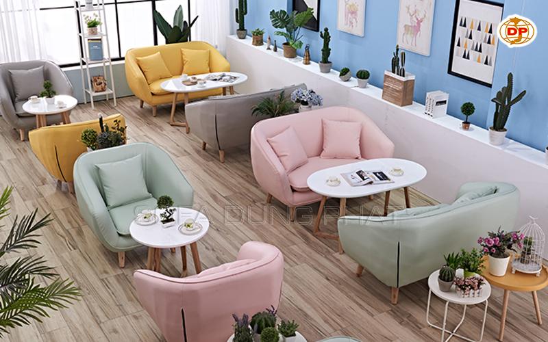 ghế sofa café quận Bình Tân