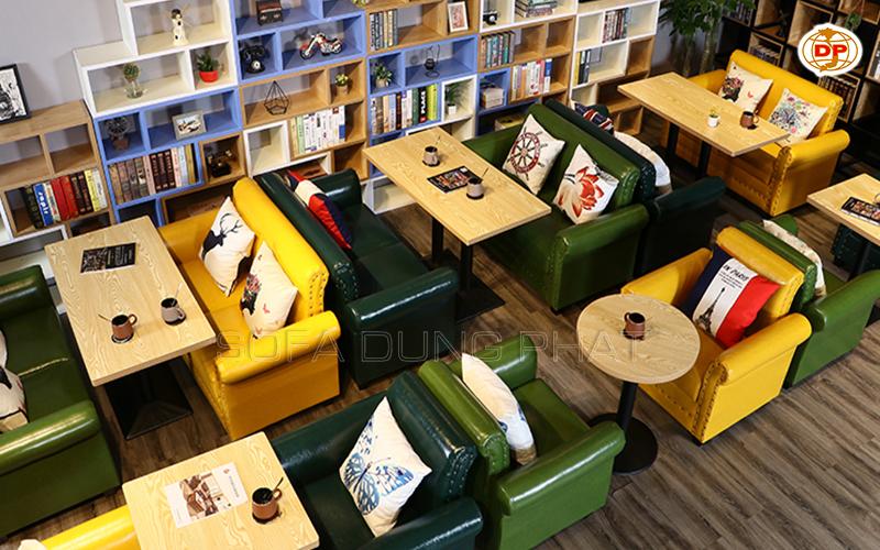 sofa café quận Bình Tân giá rẻ