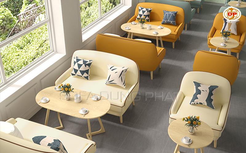 ghế sofa café quận Phú Nhuận