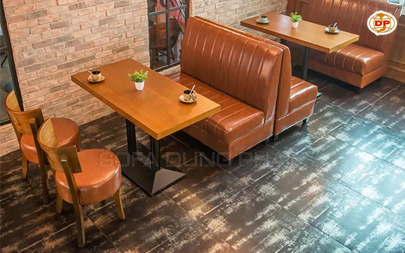 ghế sofa café quận Tân Phú