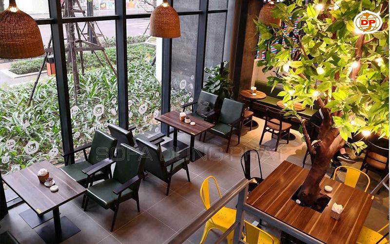 sofa café Thủ Đức giá rẻ