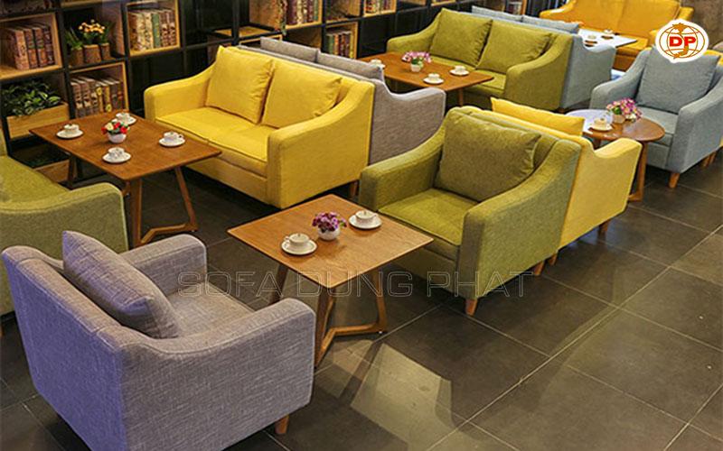 ghế sofa café Thủ Đức