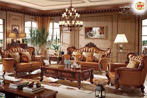 mua sofa cổ điển Bến Cát – Bình Dương giá rẻ