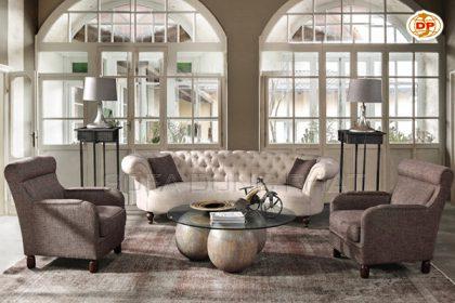 sofa cổ điển Dĩ An Bình Dương