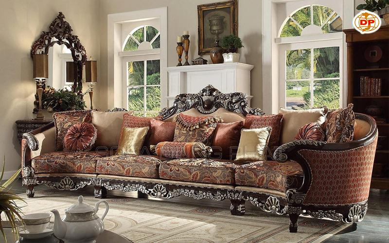 sofa cổ điển Dĩ An Bình Dương giá rẻ