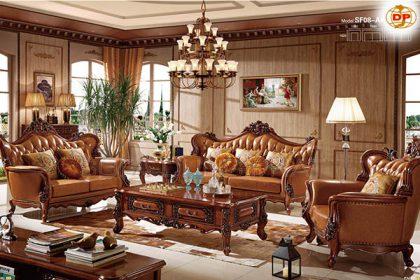 sofa cổ điển Nhơn Trạch
