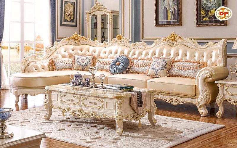 sofa cổ điển Quận 2 nhập khẩu