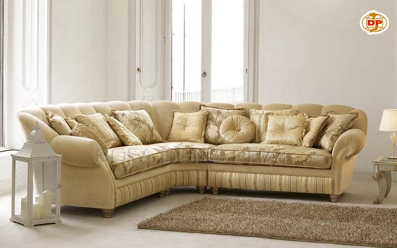 sofa cổ điển Quận 5 bảo hành lâu dài