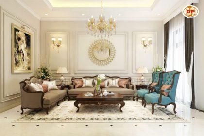 sofa cổ điển Quận 5