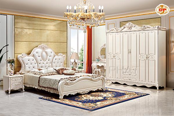 Combo Phòng Ngủ Crystal Classics