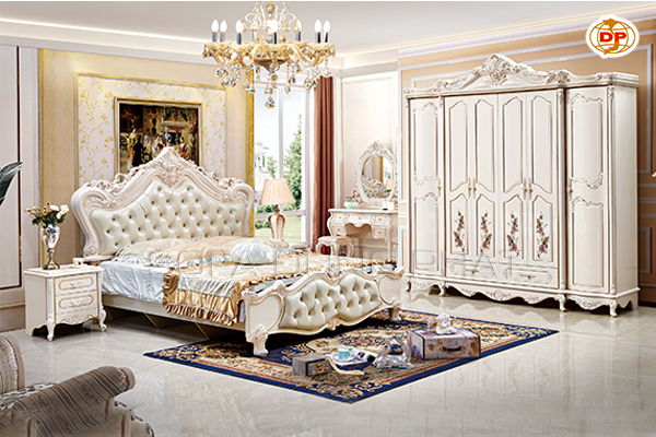 Combo Phòng Ngủ Princess Classic
