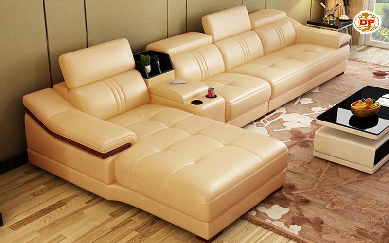 Sofa Cao Cấp Sáng Màu Thời Thượng DP-CC09
