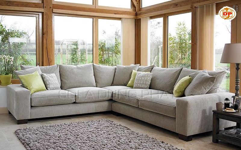 ghế sofa góc chữ L