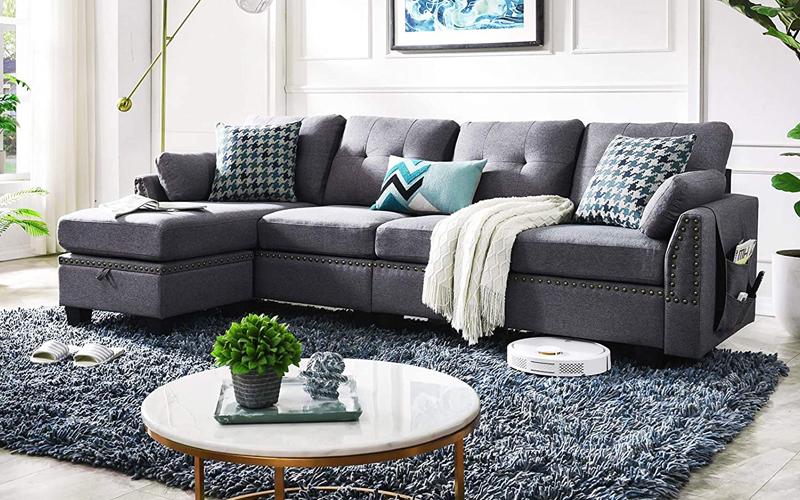 sofa trang trí phòng khách