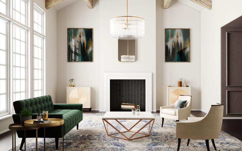 mua sofa trang trí phòng khách
