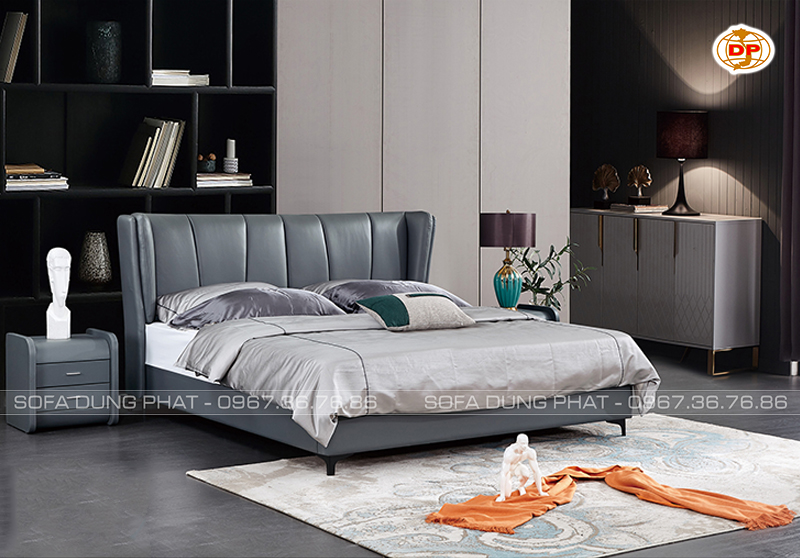 Combo Phòng Ngủ Blue-Grays đẹp