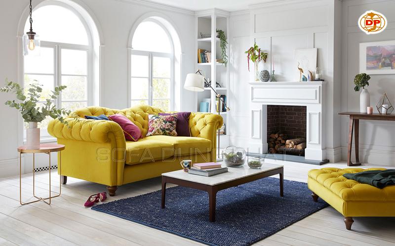 ghế sofa phòng khách đẹp bền tốt