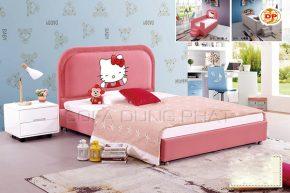 Giường Ngủ Hello Kitty Đáng Yêu Cho Bé Gái DP-GN53