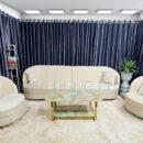 Sofa Cao Cấp Chất Liệu Nhung Tỏa Sáng DP-CC53